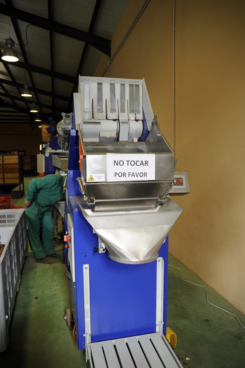 Machine for packaging