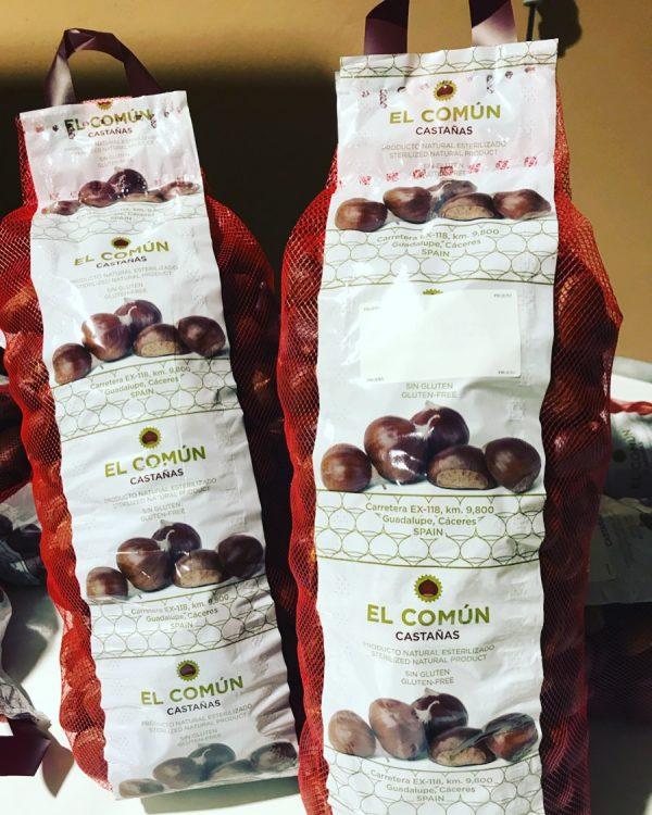 Nuevos envases desde 500grs hasta 5 kg