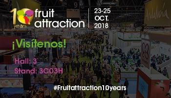 Feria Internacional del Sector de Frutas y Hortalizas
